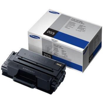 Samsung D203S   3000 Seiten, Samsung Tonerkassette, schwarz