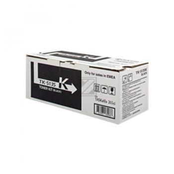 KYOCERA TK5135K | 10000 Seiten, KYOCERA Tonerkassette, schwarz
