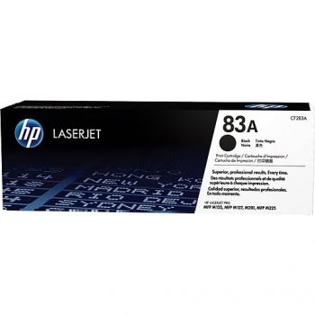 Hewlett Packard Toner-Kartusche schwarz (CF283A, 83A)