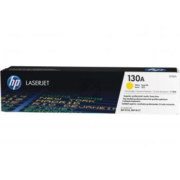Hewlett Packard Toner-Kartusche gelb (CF352A, 130A)