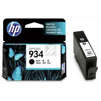 Hewlett Packard Tintenpatrone schwarz (C2P19AE, 934)