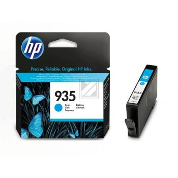 Hewlett Packard Tintenpatrone cyan (C2P20AE, 935)