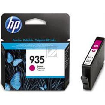 Hewlett Packard Tintenpatrone magenta (C2P21AE, 935)