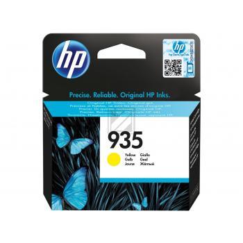 Hewlett Packard Tintenpatrone gelb (C2P22AE#BGX, 935)