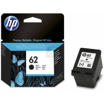 Hewlett Packard Tintendruckkopf schwarz (C2P04AE#UUS, 62)