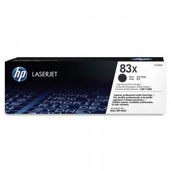 Hewlett Packard Toner-Kartusche schwarz High-Capacity (CF283X)