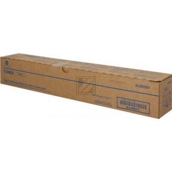 Konica Toner-Kit schwarz (A33K051, TN-513BK)