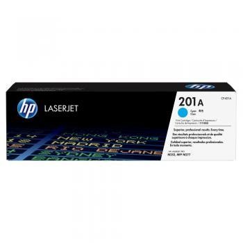 Hewlett Packard Toner-Kartusche cyan (CF401A, 201A)