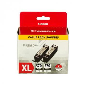 PGI-570pgbk XL Twin 0318C007
