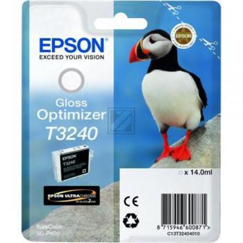 Epson Tintenpatrone Gloss Optimizer (C13T32404010, T3240)