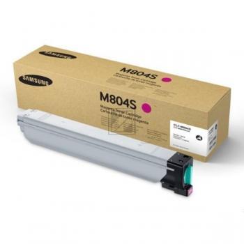 Samsung Toner-Kit Kartonage magenta (CLT-M804SELS)