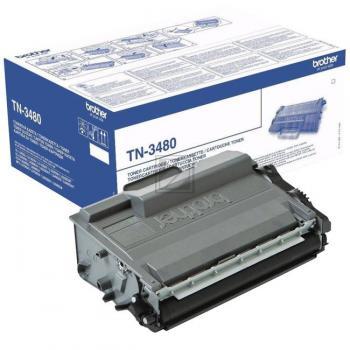 TN3480 Original Toner Black für Brother DCPL5500 / TN3480 / 8.000 Seiten
