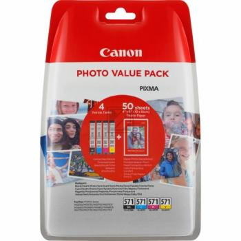 CLI-571 Photo Value Pack 0386C006