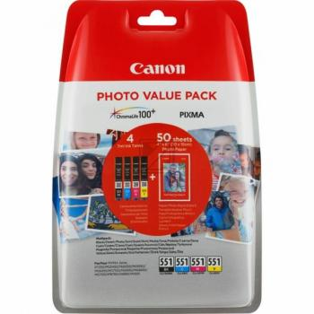 CLI-551 Photo Value Pack 6508B005