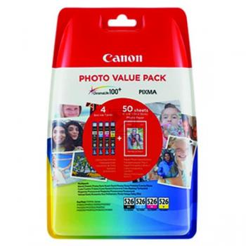 CLI-526 Photo Value Pack 4540B017
