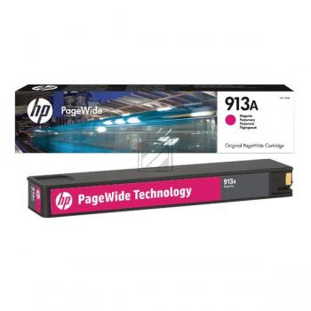 HP F6T78AE / 913A Tinte Magenta