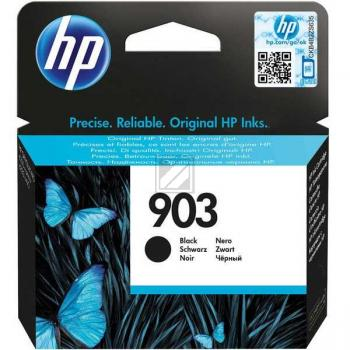 Hewlett Packard Tintenpatrone schwarz (T6L99AE, 903)
