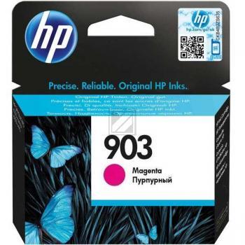 Hewlett Packard Tintenpatrone Kartonage für Hakenwand magenta (T6L91AE, 903)