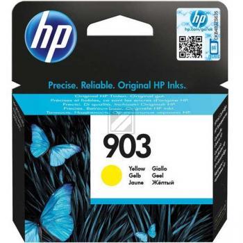 Hewlett Packard Tintenpatrone gelb (T6L95AE, 903)