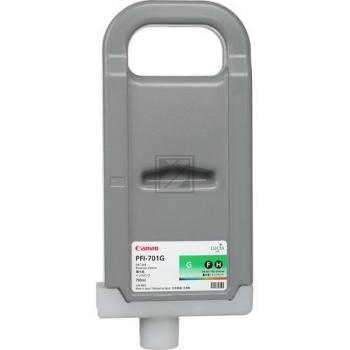 CANON PFI701G | 700ml, CANON Tintenpatrone, grün