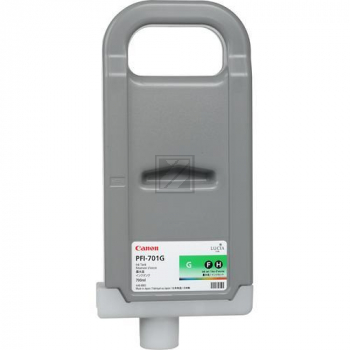 Canon Tintenpatrone grün High-Capacity (0907B005, PFI-701G)