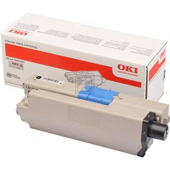 OKI Toner schwarz 46508716 C332/MC363 1500 Seiten