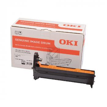 OKI Drum black C612 30K 46507308