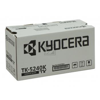KYOCERA TK-5240K Toner Kit black for 4.000 pages 1T02R70NL0