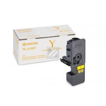 KYOCERA Toner-Modul yellow TK-5240Y Ecosys P5021 3000 Seiten