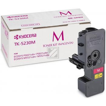 KYOCERA Toner-Modul magenta TK-5230M Ecosys P5021 2200 Seiten