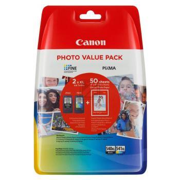 PG-540XL CL-541XL Photo Value Pack 5222B013