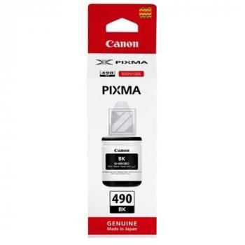Canon Tintennachfüllflasche GI-490 black 0663C001