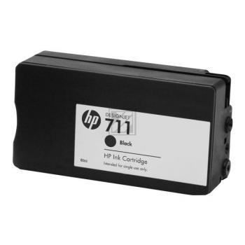 HP Tinten P2V31A2x711 BK / P2V31A
