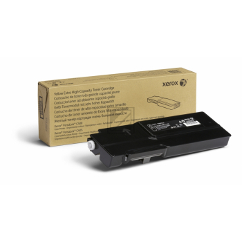 XEROX XFX Toner black extra high Capacity 10.500 pages for 106R03528