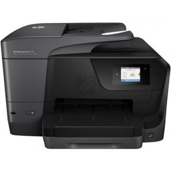 Hewlett Packard (HP) Officejet Pro 8719
