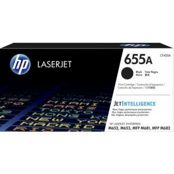 CF450A/655A Bk Original Toner Black für HP / 655A K/ CF450A / 12.500 Seiten