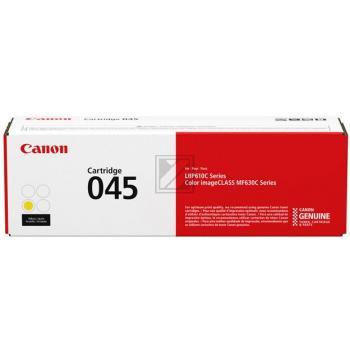 Canon Toner CRG 045 Y yellow für LBP613Cdw, LBP611Cn 1239C002
