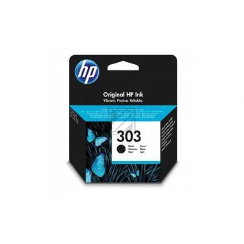 Original HP T6N02AE / 303 Tinte Schwarz