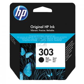 HP 303 Original Ink Cartridge black 200 Pages T6N02AE#UUS