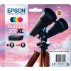 Epson Tintenpatrone gelb, cyan, magenta, schwarz HC (C13T02W64010, 502XL)