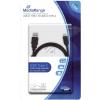USB3.0 / USB3.1 TypeC 1,2m MediaRange Kabel