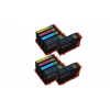 10 Compatible Ink Cartridges to Lexmark L150 (BK, C, M, Y)