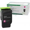 LEXMARK C242XM0 | 3500 Seiten, LEXMARK Tonerkassette mit sehr hoher Reichweite, magenta