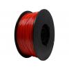 ABS 1,75mm Red 1kg Flashforge 3D Filament