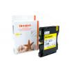 Refill Tinte Yellow für Ricoh / 405764 / 2.200 Seiten