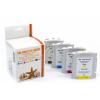 Alternativ Tinte für HP / BK55ml / C,M,Y18ml