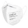 Atemschutzmaske FFP2 | KN95 weiss, ohne Ventil, CE geprüft, Atemschutzmasken, Mund-Nasen-Schutz, 6 -lagig, Non-Woven, ohne Ventil