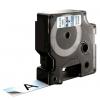 Dymo 45800 / S0720820 D1-Band 19mm schwarz auf Transparent