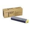 KYOCERA TK510Y | 8000 Seiten, KYOCERA Tonerkassette, gelb