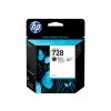 Original HP F9J64A / 728 Tinte schwarz matt